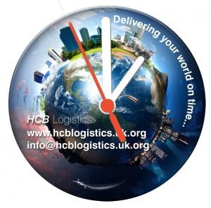 Brite-Clock Wall Clock